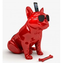 Speaker Jarre Technologies AeroBull Bluetooth Red