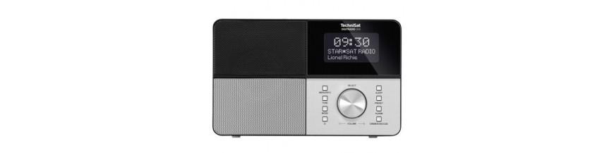 Radios and alarm clocks